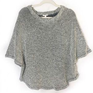 Soft Joie Marled Dolman Knit Sweater